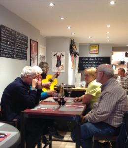 Carcassonne wine bar, wine , Bar à vins